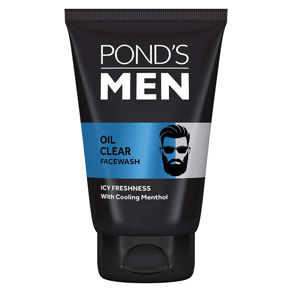 Ponds Men Oil Clear Face Wash 100 gm