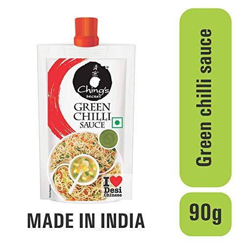 Ching's Green Chilli Sauce, 90g