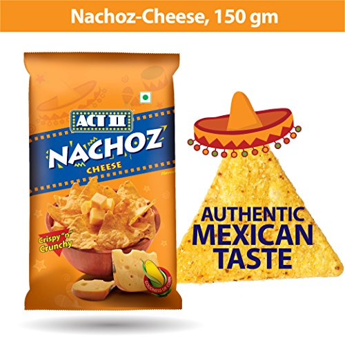 Act II Cheese Nachoz, 150g