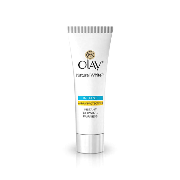 Olay Natural White Light Instant Glowing Fairness Cream, 20g
