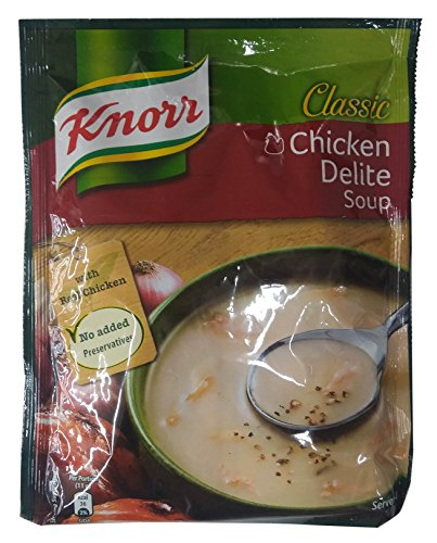 Knorr Chicken Delite Soup - Classic, 51g Pack