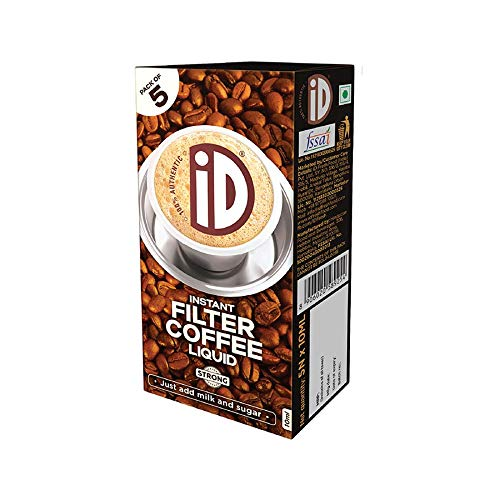 iD Fresh Strong Filter Coffee (Pack of 5)