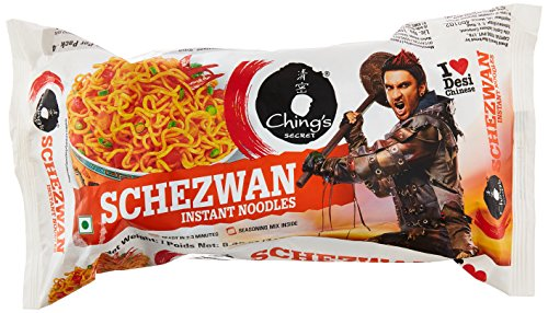 Ching's Secret Instant Noodles - Schezwan, 240g
