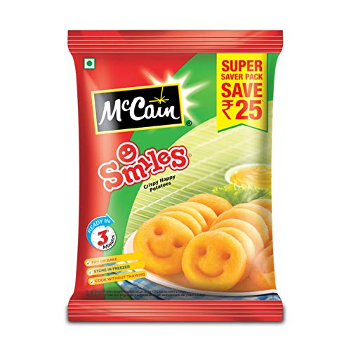 McCain Smiles, 750g (Value Pack)