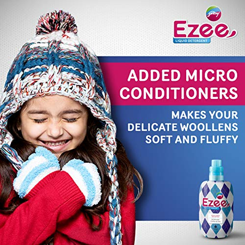 Godrej Ezee Liquid Detergent - For Winterwear (1kg)