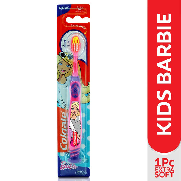 Colgate Kids Barbie Toothbrush