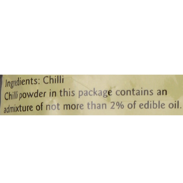 Everest Powder, Tikhalal Chilli, 100g Pouch