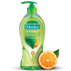 Palmolive Aroma Morning Tonic Body Wash 750ml