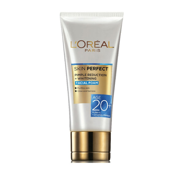 L'Oreal Paris Skin Perfect 20+ Facial Foam, 50g