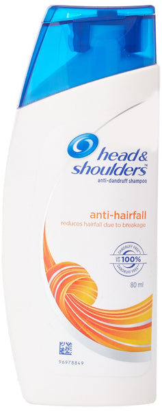 Head & Shoulders Anti Hairfall Conditioner, 80ml