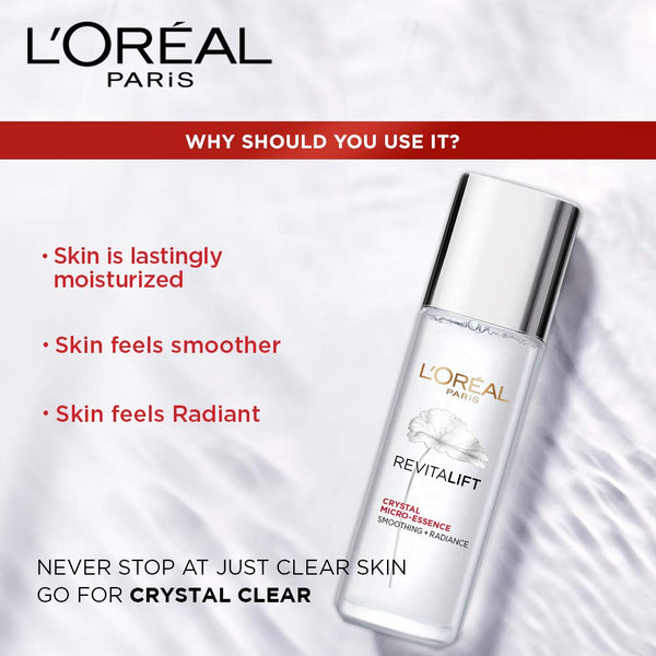 L'Oreal Paris Revitalift Crystal Micro-Essence, 22 ml