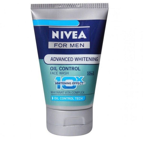 NIVEA Men Oil-Control Face Wash, 50ml