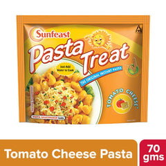 Sunfeast Pasta Treat - Tomato Cheese, 70g Pack