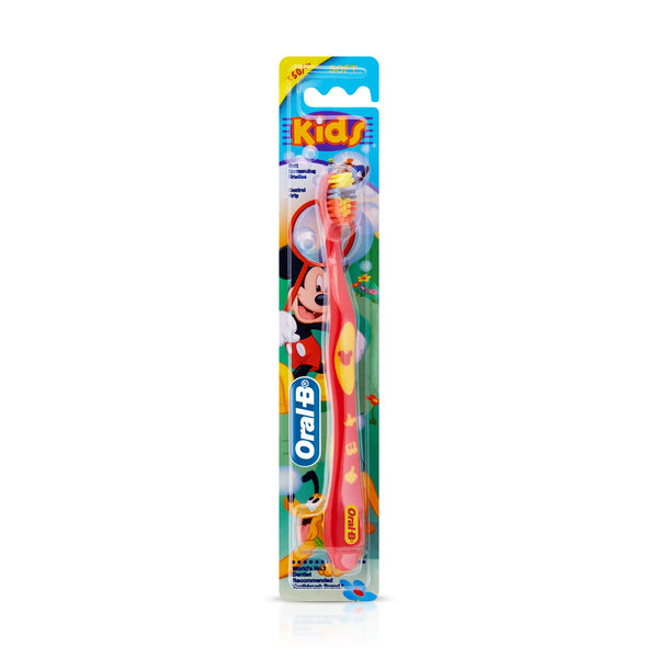 Oral-B Kids Toothbrush Soft (Colour May Vary)