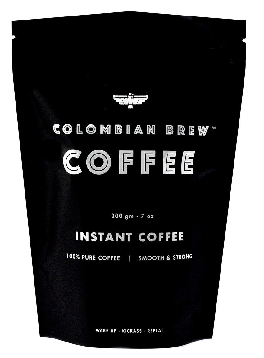 Colombian Brew Pure Instant Coffee - 200gm