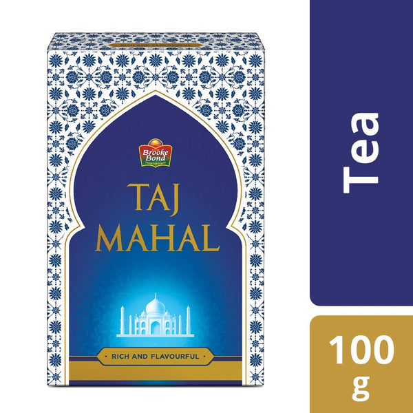 Taj Mahal Brooke Bond  Tea, 100g