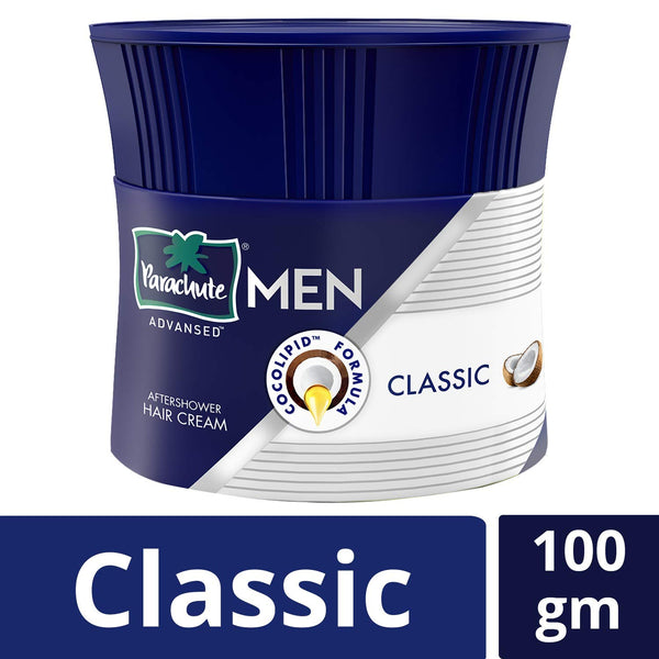 Parachute Advansed Men Hair Cream, Classic, 100 gm