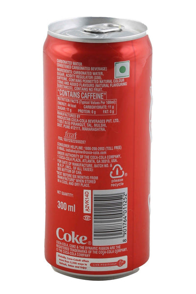 Coca-Cola Tin, 300ml