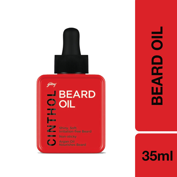 Cinthol Beard Oil, 35ml
