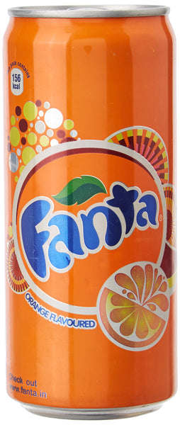 Fanta Can, 300ml