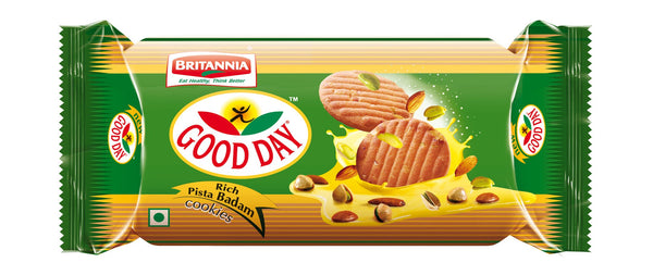 Britannia Good Day, Nuts, 200g