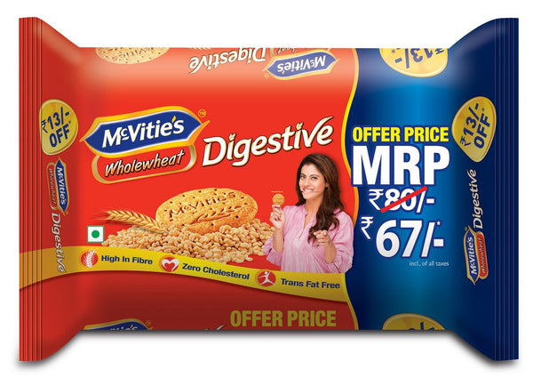 Mcvities Digestives, Multi Pack, 400g