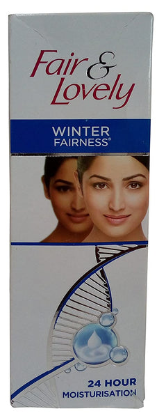Fair & Lovely Winter Fairness Face Cream, 50g Carton