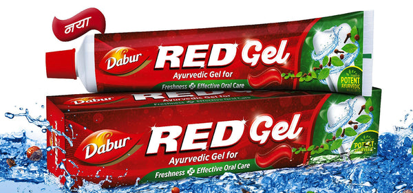 Dabur Red Gel Toothpaste - 80 g
