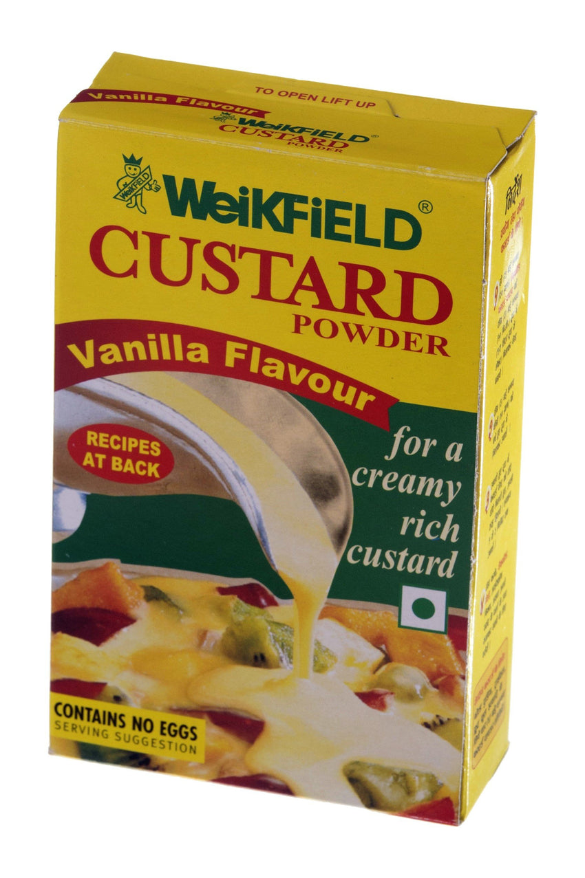 Weikfield Custard Powder, Vanilla,100g