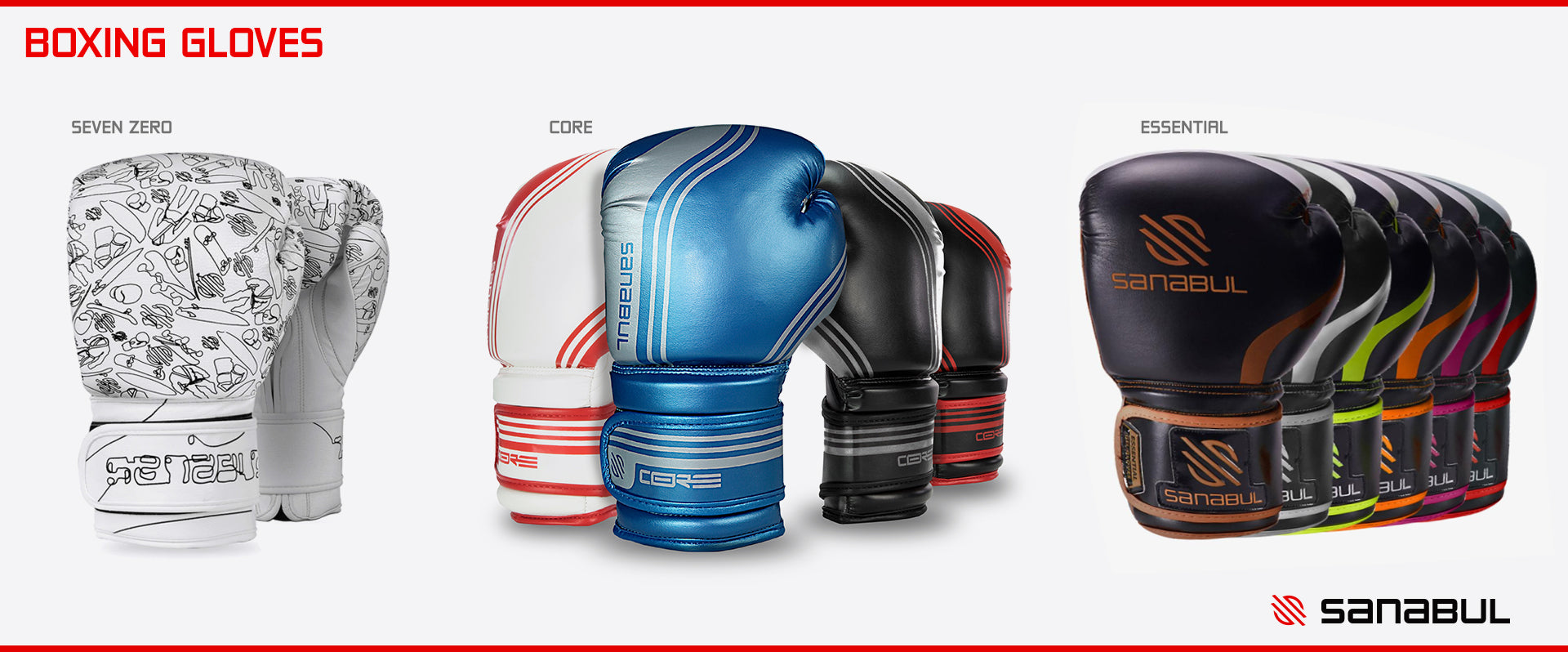 Quick Buying Guide For Gloves Sanabul