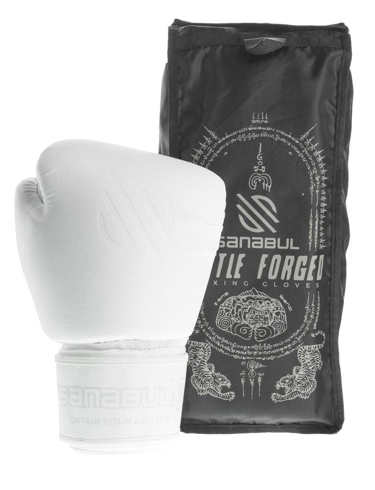 Sanabul Battle Forged Muay Thai Boxing Gloves