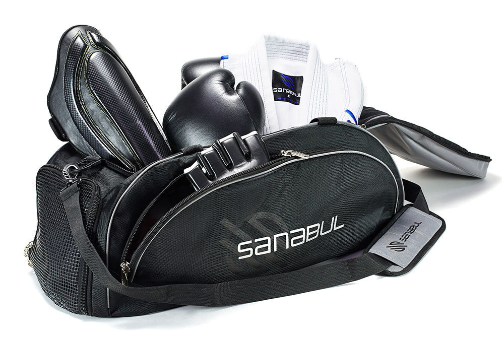 Sanabul Hybrid Duffel Backpack-Bag