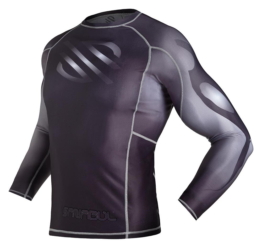 Sanabul Myo Long Sleeve Compression Rashguard