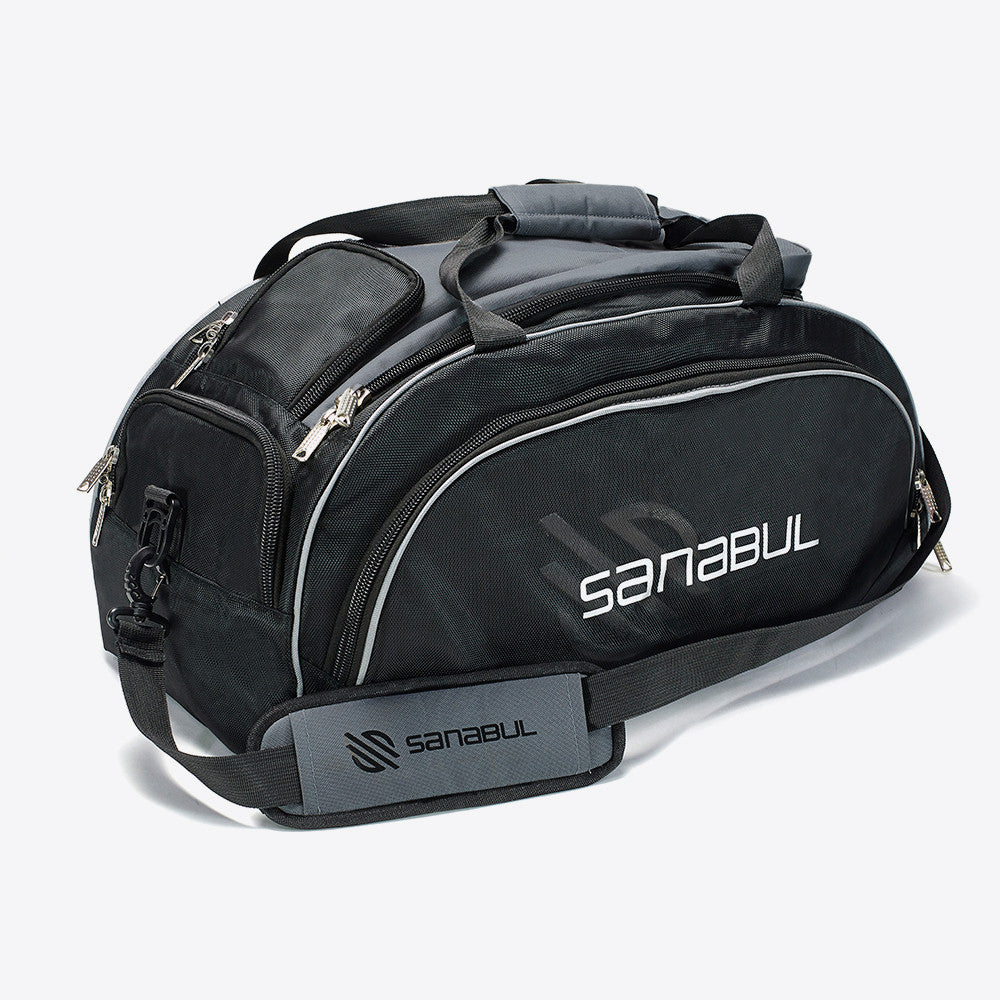Hybrid Duffel Backpack-Bag