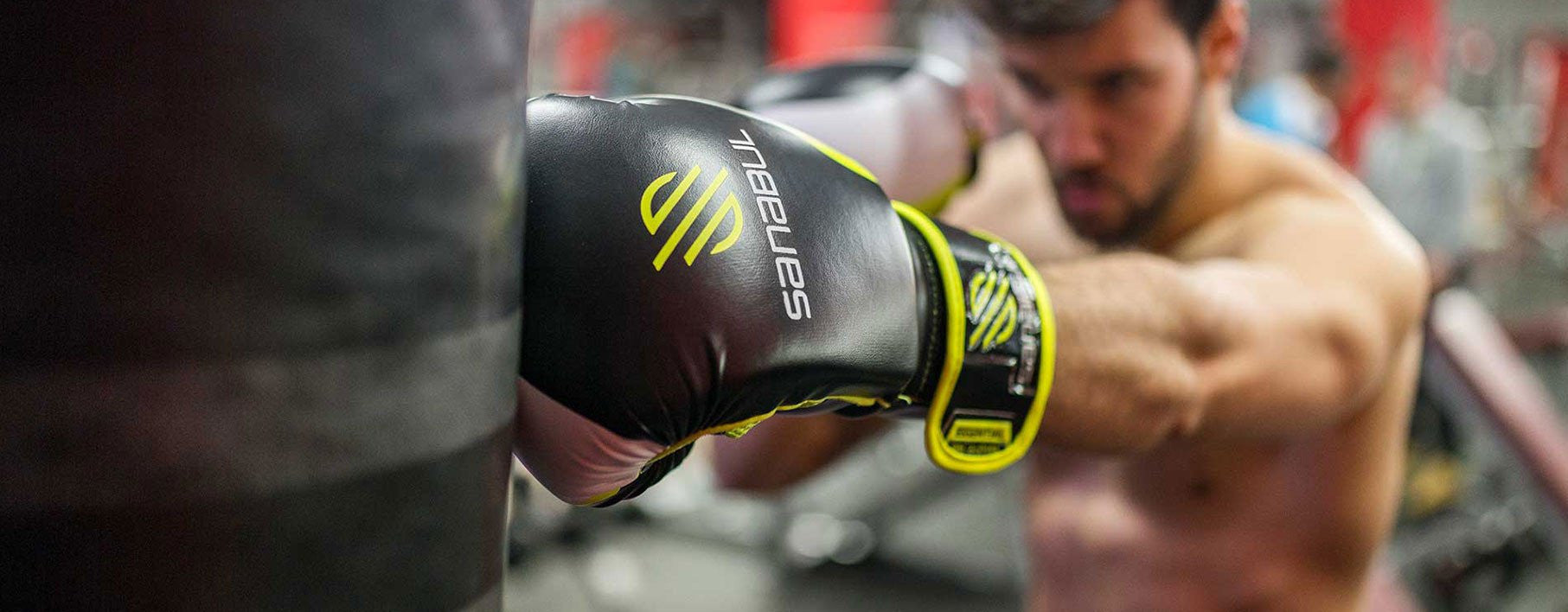 Essential Gel Boxing Gloves