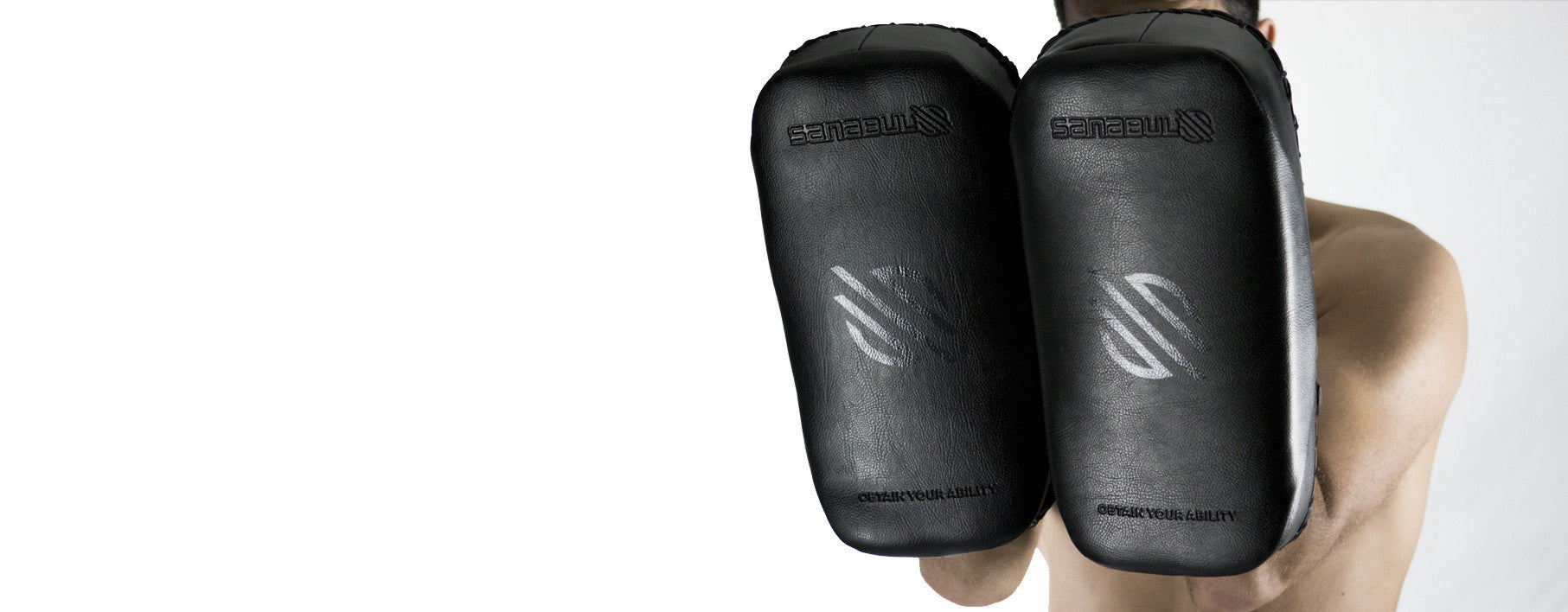 Battle Forged Thai Pads