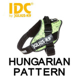 Hungarian IDC Power Harness Julius K9 Canada