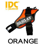 Orange IDC PowerHarness Julius K9 Canada