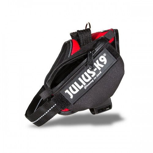 IDC Universal Sidebag for Mini And Mini Mini Harnesses  - Black (1621IDC-K) - JULIUSK9® CANADA