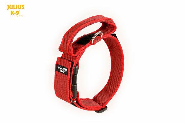 Large Collar with handle and safety lock- 50mm Thick