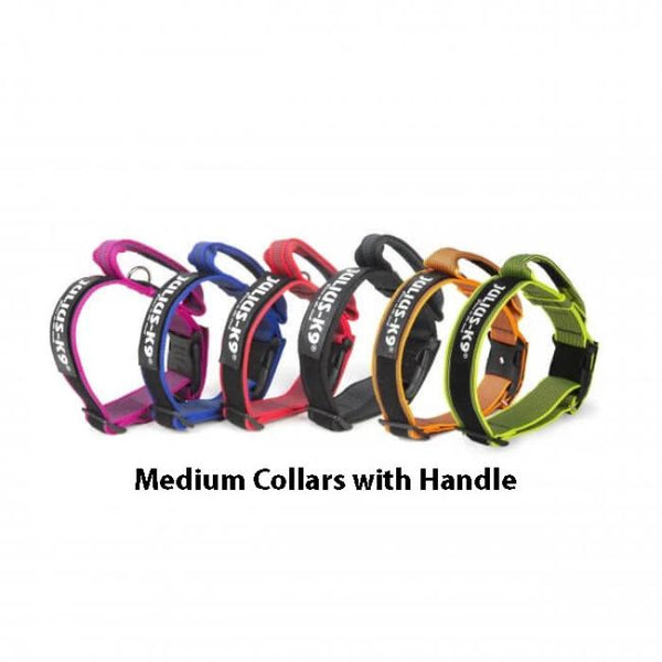 Medium Collar with handle and safety lock - 40mm Thick