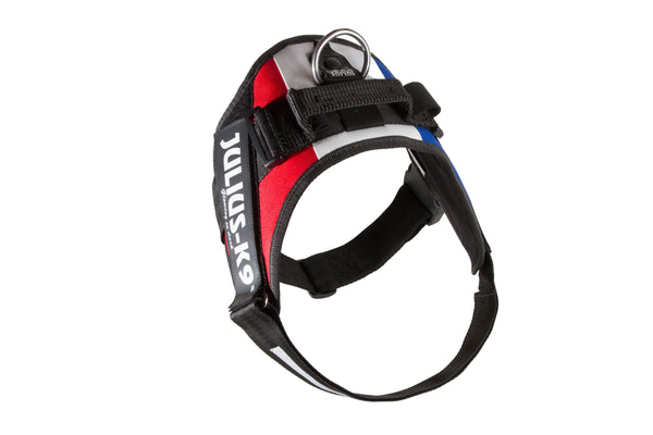 IDC® Powerharness - Size 2 - France Flag (16IDC-FR-2) - JULIUSK9® CANADA