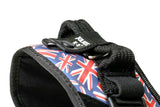 IDC® Powerharness - Size 1 - UK Flag (16IDC-UK-1) - JULIUSK9® CANADA