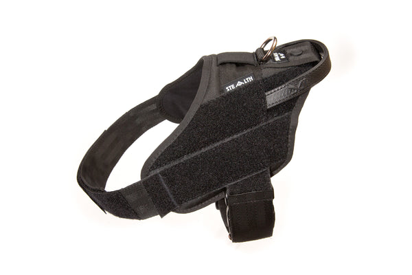 IDC® Tactical Stealth® Dog Harness - Size 1 - JULIUSK9® CANADA