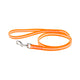 IDC Lumino Leash - Glow in the Dark - Neon Orange 1.2M/ 4 ft