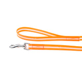 IDC Lumino Leash - Glow in the Dark - Neon Orange 1.2M/ 4 ft - JULIUSK9® CANADA