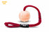 IDC® Natural rubber ball with string + Handle