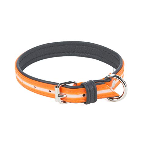 IDC Lumino Fluorescent Dog Collar - Small (45cm)