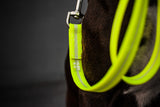 IDC Lumino Leash - Glow in the Dark - Neon Yellow 1.2M/ 4 ft - JULIUSK9® CANADA