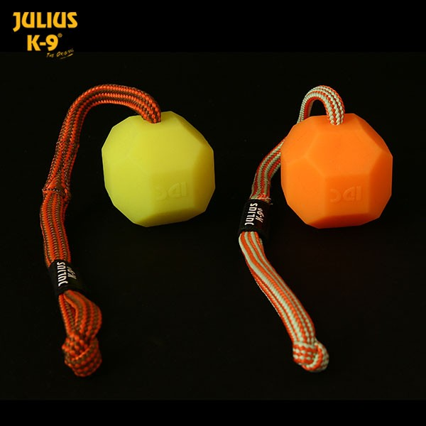 IDC Fluorescent Training Ball - 60mm - JULIUSK9® CANADA